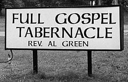 Rev. Al Green Gospel