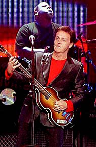 Paul McCartney Bradley Center Milwaukee WI Sept 21 2002