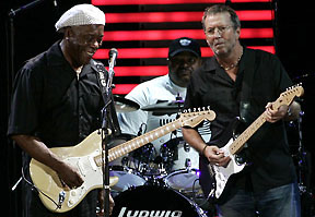 Buddy Guy & Eric Clapton