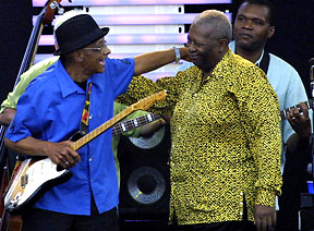 Hubert Sumlin & B.B. King