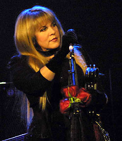 Stevie Nicks review and concert photographs,WTTW's