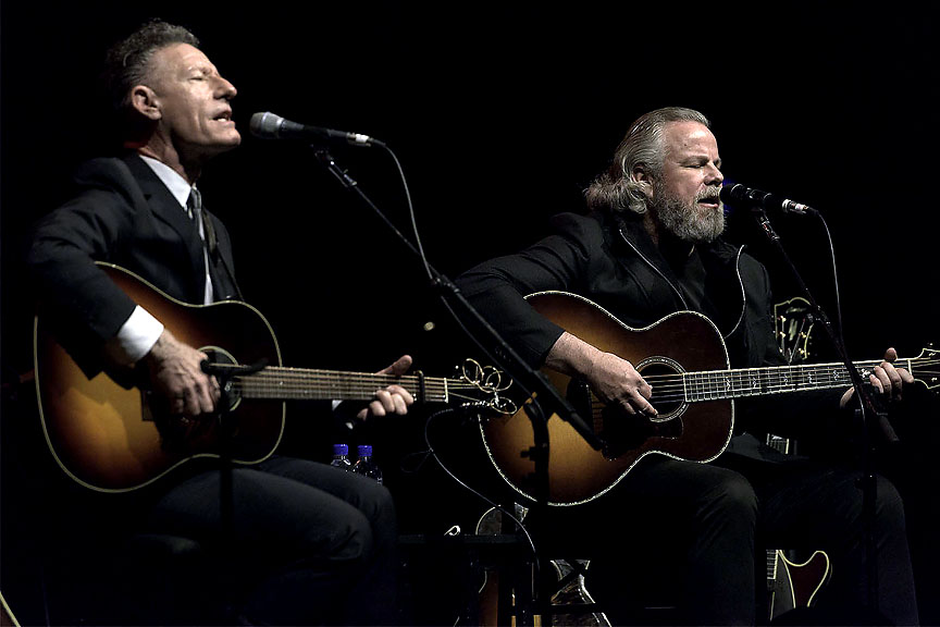 Robert Earl Keen Merry Christmas From The Family.Lyle Lovett And Robert Earl Keen Review Fox Theatre Tucson