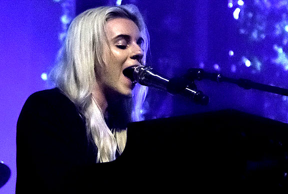 Pvris with Flint Eastwood review, The Rialto Theatre, Tucson