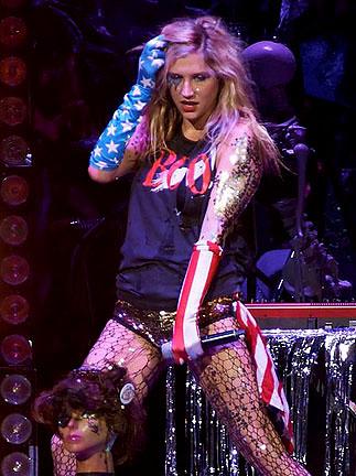 Rihanna / Ke$ha concert review, United Center, Chicago, IL ...