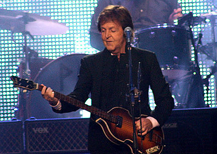 Paul McCartney Concert Review Bridgestone Arena Nashvile TN July