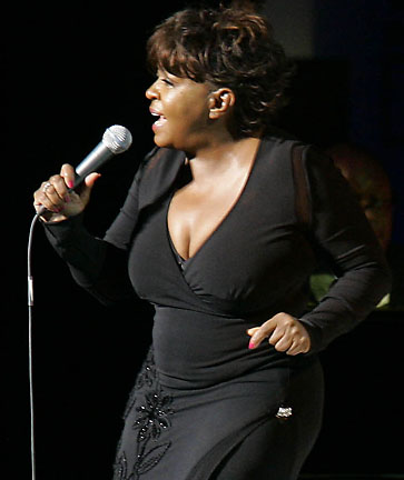 Anita baker caught up in the rapture