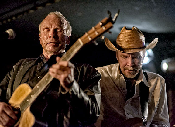 Dave and Phil Alvin