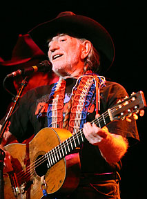 Willie Nelson Merle Haggard Ray Price Concert Review