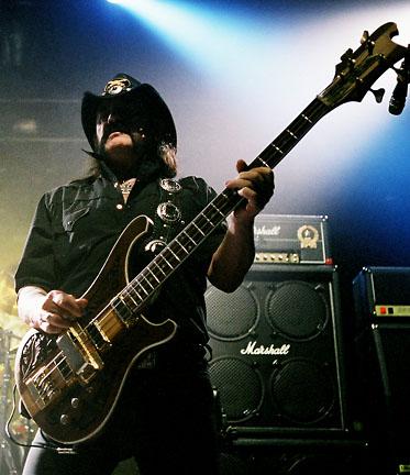 Motor City Bad Beat >> Motorhead / Megadeth concert review, The Eagles Ballroom, Milwaukee, WI February 12, 2012