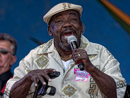 New Orleans Jazz & Heritage Festival review, Fair Grounds ...