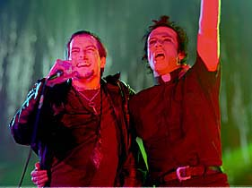 Weiland and Richard Patrick of Filter