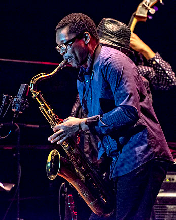 The Monterey Jazz Festival on Tour